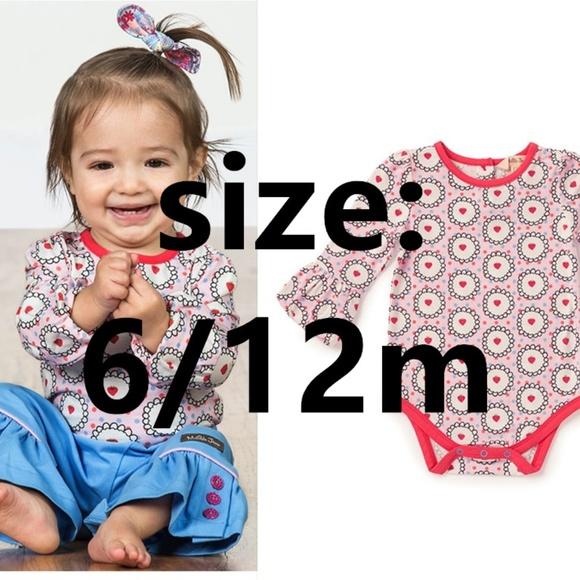 27b114191c8 new matilda jane By Heart Bodysuit 6 12. M 5b76f86fc61777c808d2a49c